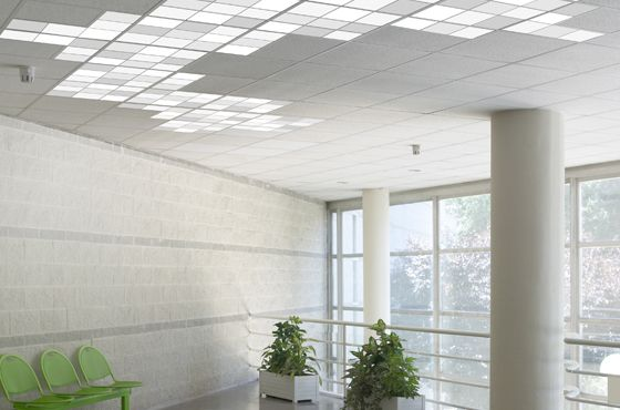 Rubik Grayscale Mark Architectural Lighting Light