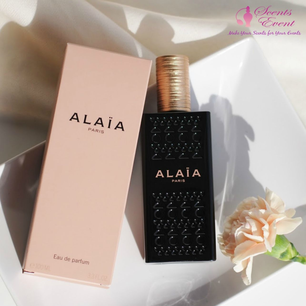 Fashion Designer Azzedine Alaia Enters The World Of Perfumes Under The License Of Beaute Prestige International And Launches Niche Perfume Alaia Eau De Parfum