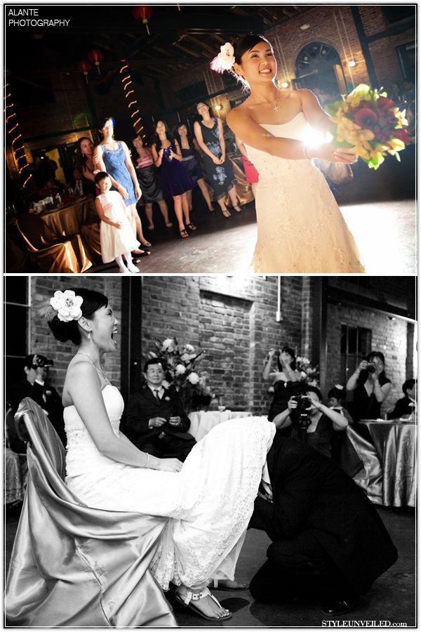 Best And Worst Wedding Songs Bouquet Toss