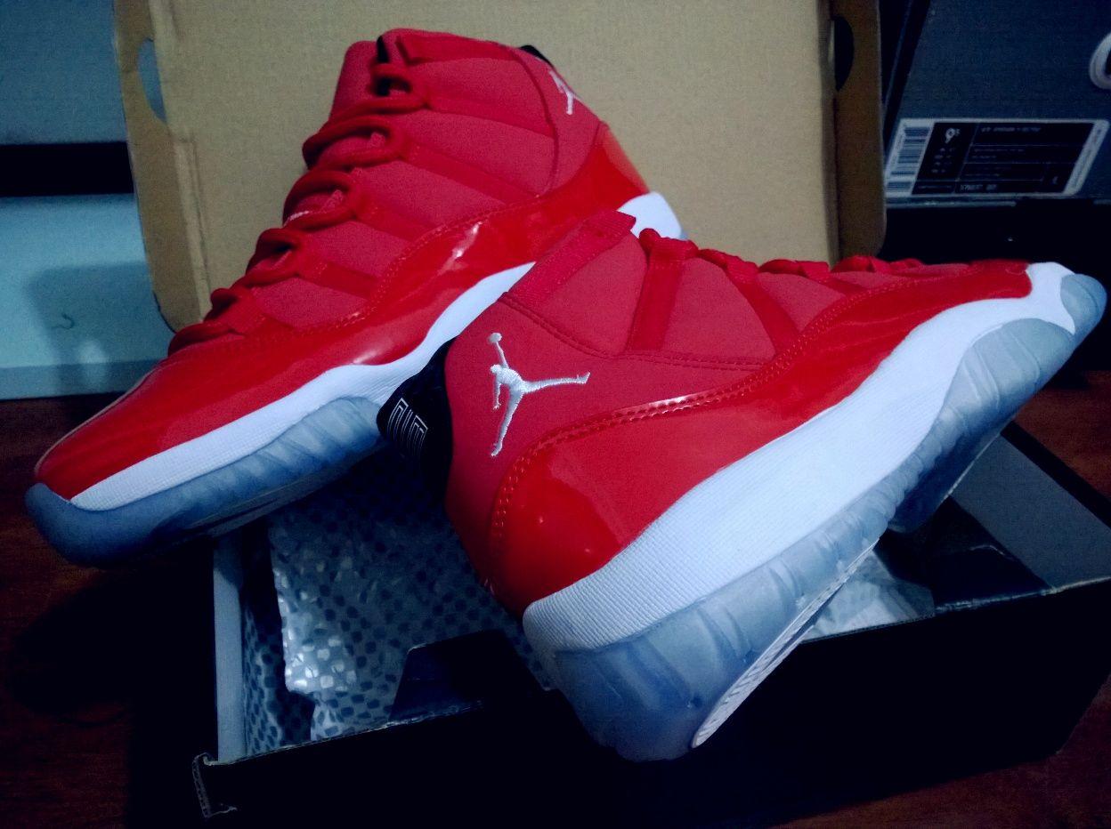 buy popular 2b7af caaba ... top quality air jordan 11 gym red 47615 e299f