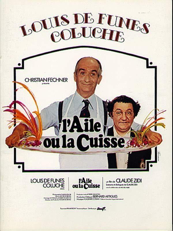 L Aile Ou La Cuisse Film Complet En Francais Film Movie Family Movies Film Francais