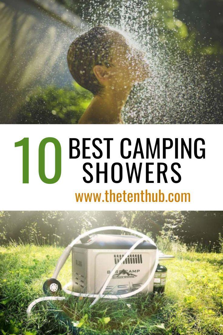 diy portable shower tent