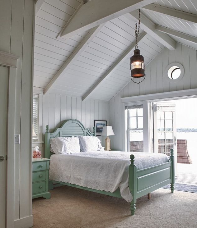 Nantucket Bedroom Design Ideas: Pin By Heather Savage On For The Bedoom In 2019