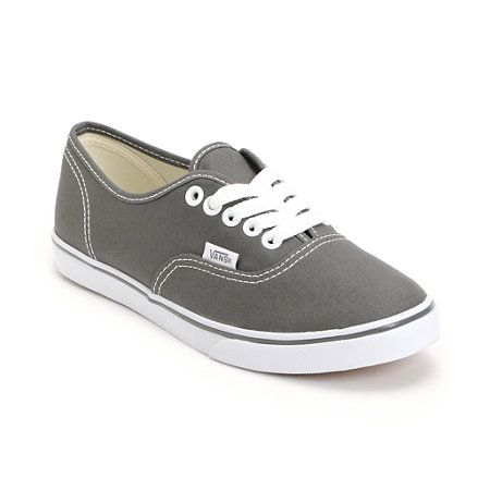 Vans Chukka Low Pro Pewter & Frost Grey Skate Shoes | Pewter