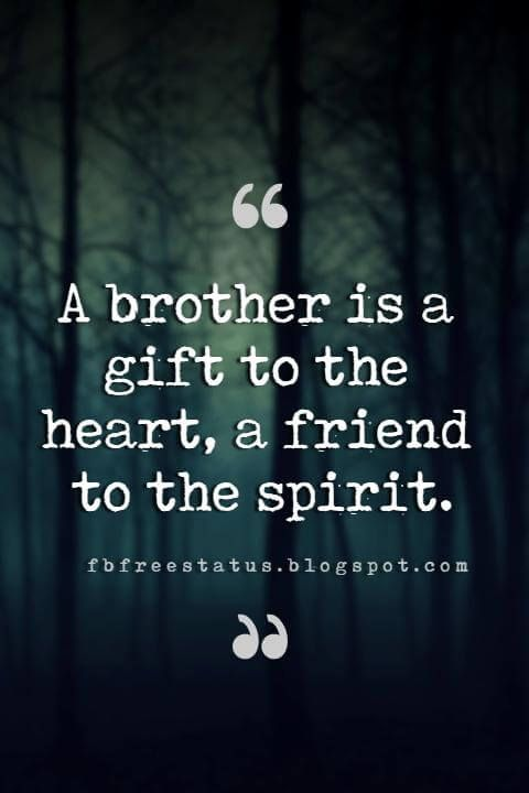 Quotes About Brothers Brother Quotes And Sibling Sayings
