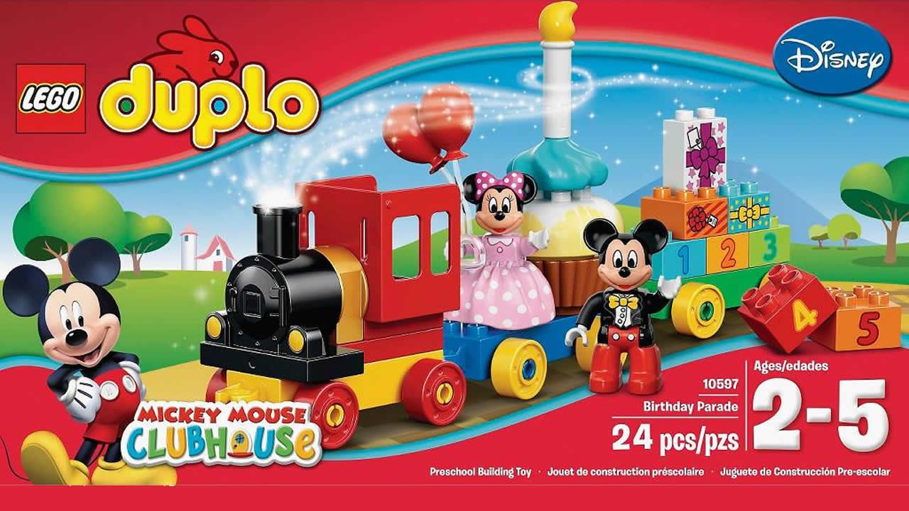 Mickey Mouse Clubhouse Birthday Parade Lego Duplo Set Giveaway Disney Mickey Mouse Clubhouse Mickey Mouse Clubhouse Birthday Mickey Mouse Clubhouse
