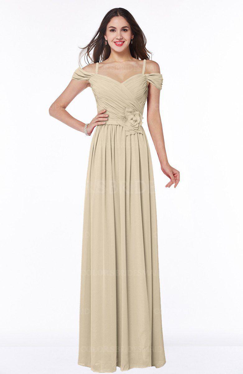 ColsBM Susan - Champagne Bridesmaid Dresses