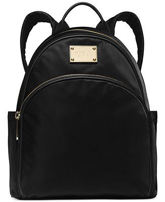 a9052786df23c7 MICHAEL Michael Kors Small Nylon Backpack - Backpacks - Handbags &  Accessories - Macy's