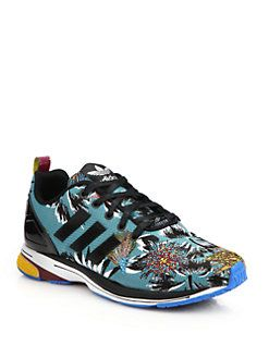 adidas Originals by Mary Katrantzou - Tropical Print Sneakers