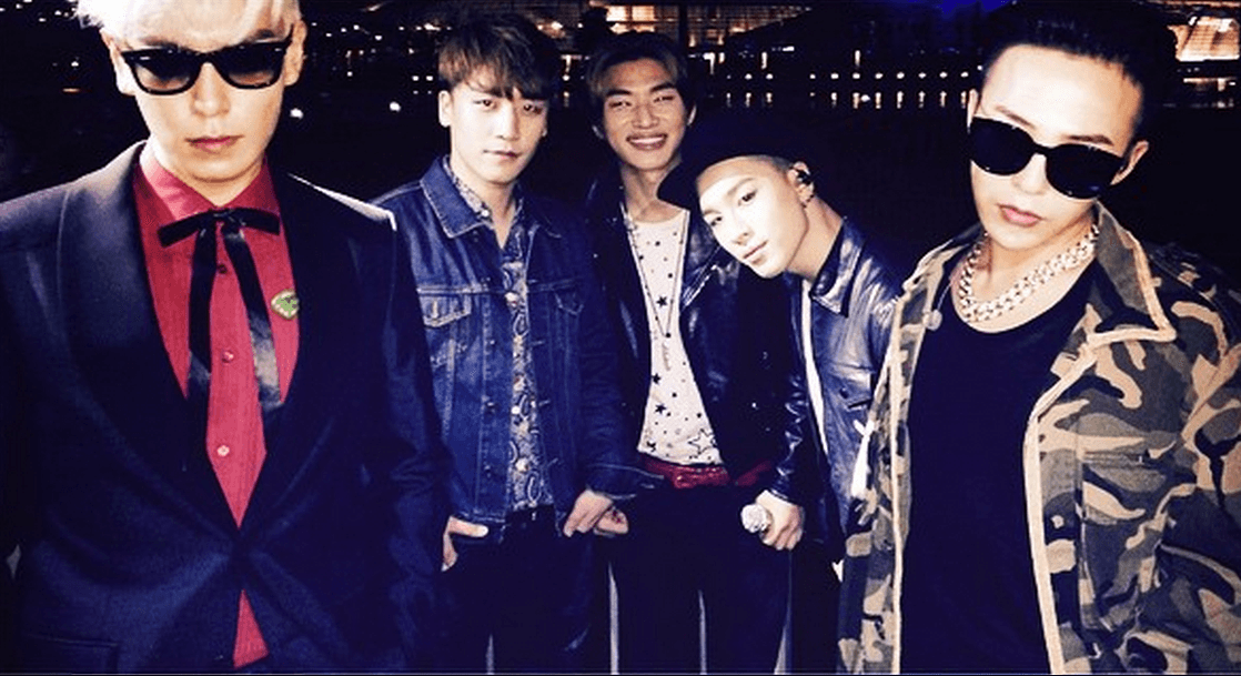 YG Entertainment apparently ready to release BIGBANG from dungeon