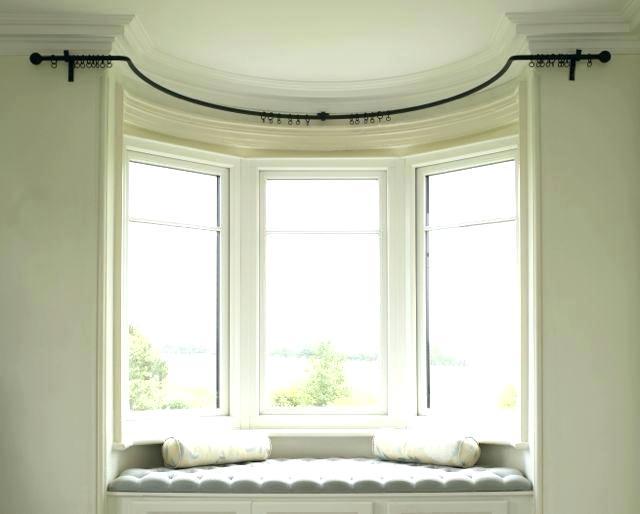 Bow Window Decorating Ideas Bay Decor Best Windows Design That Make It Easy To Enjoy The Panorama Christ Kitchen Bay Window Bay Window Seat Bay Window Curtains
