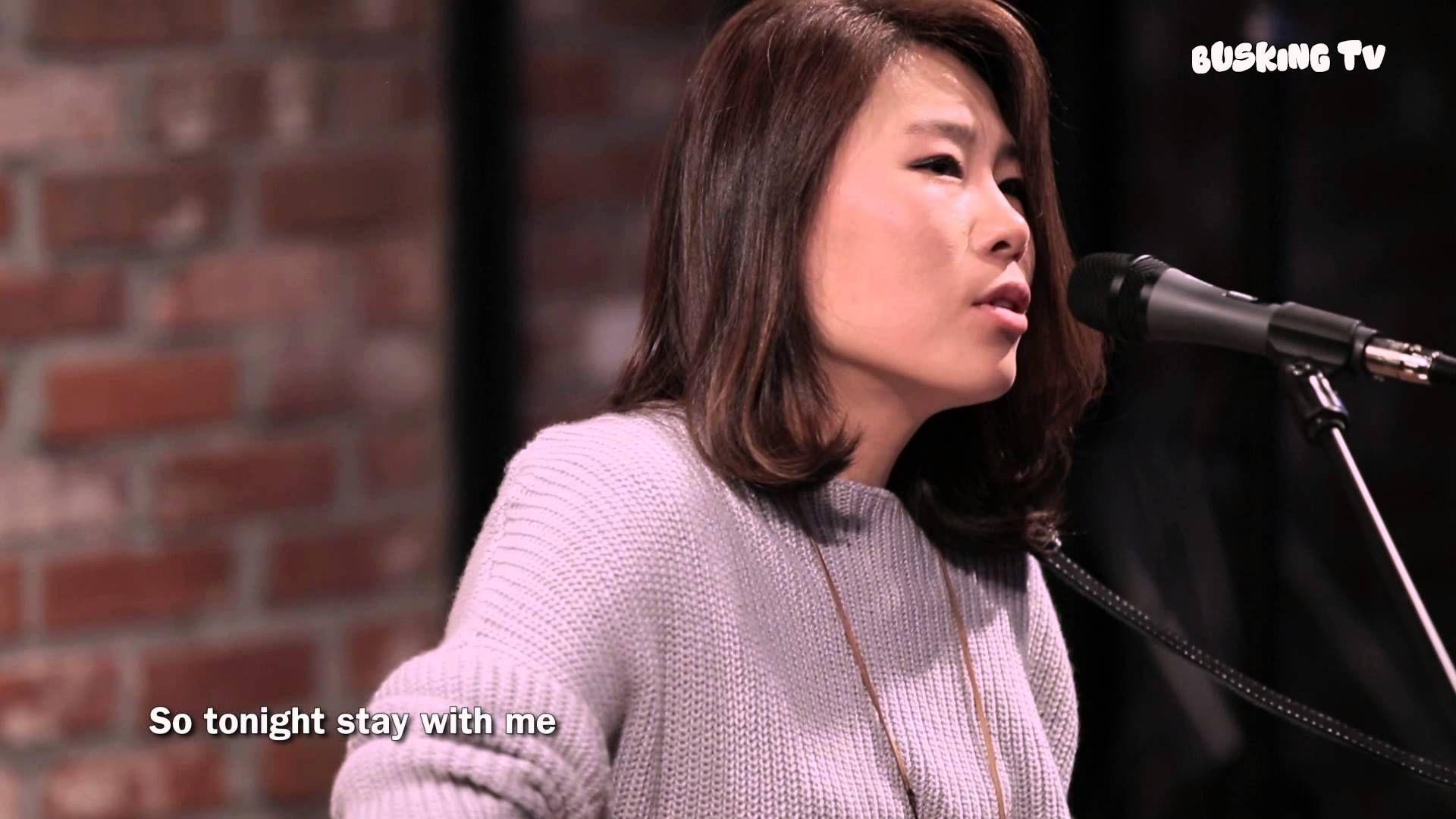 Busking TV You won't let me (Rachael Yamagata) - Cover by Doyeon Kim