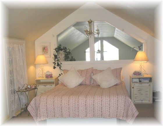 Outstanding Shabby Chic Loft Bedroom Attic Spaces Lofts Bedroom Download Free Architecture Designs Grimeyleaguecom