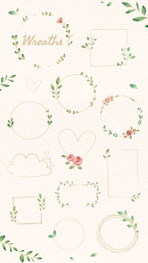 Photo of Wreaths doodle diy projects