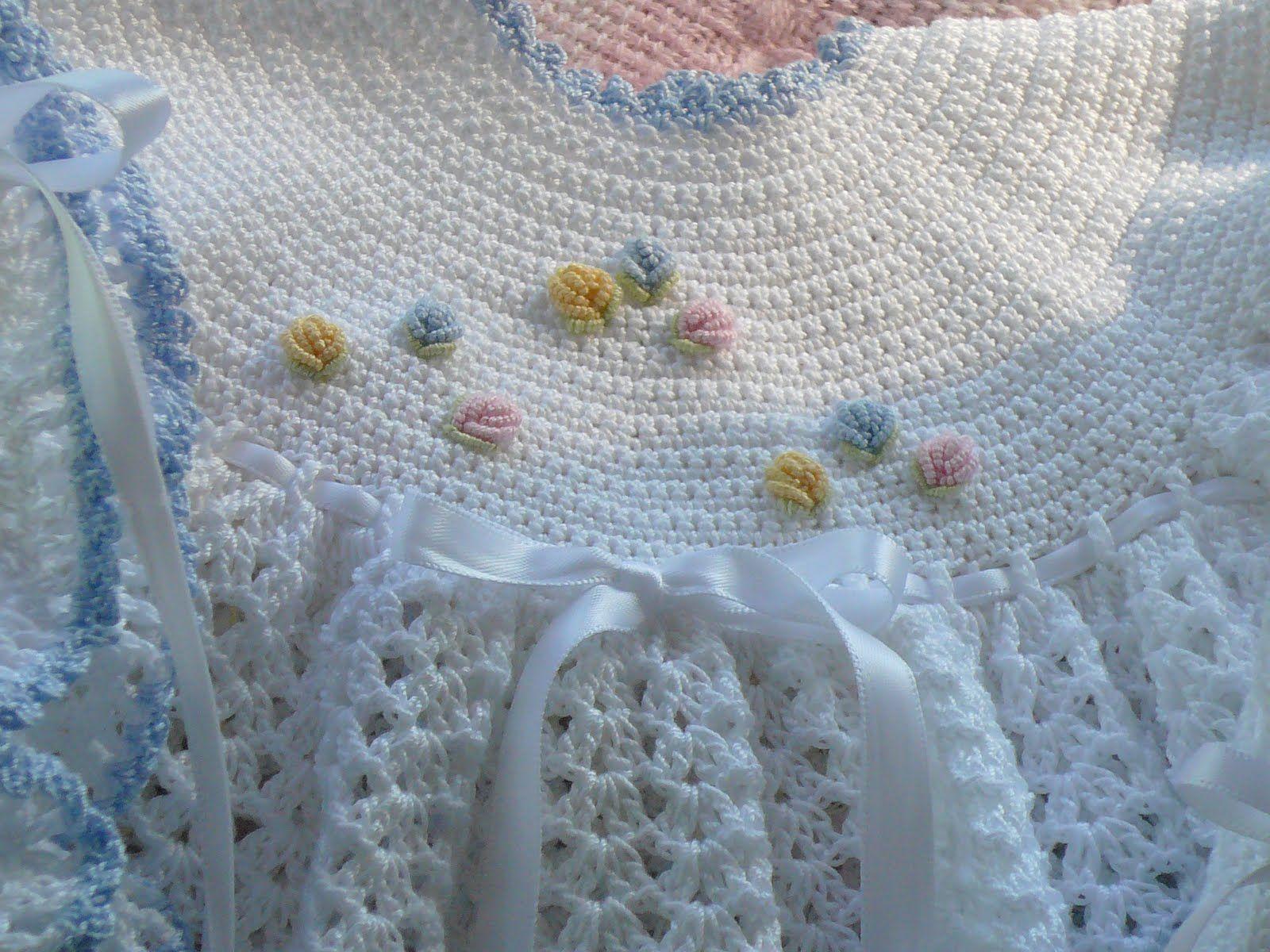 pinterest crochet patterns free | TODDLER CROCHET DRESS | Crochet ...