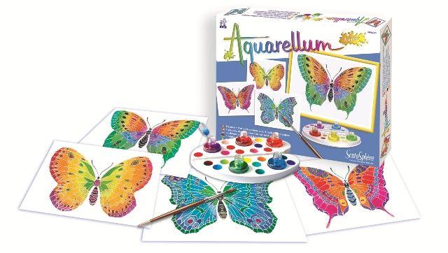 Aquarellum Artistics From Sentosphere Sentosphereusa Com Kids