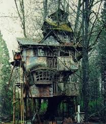tree houses for grown ups