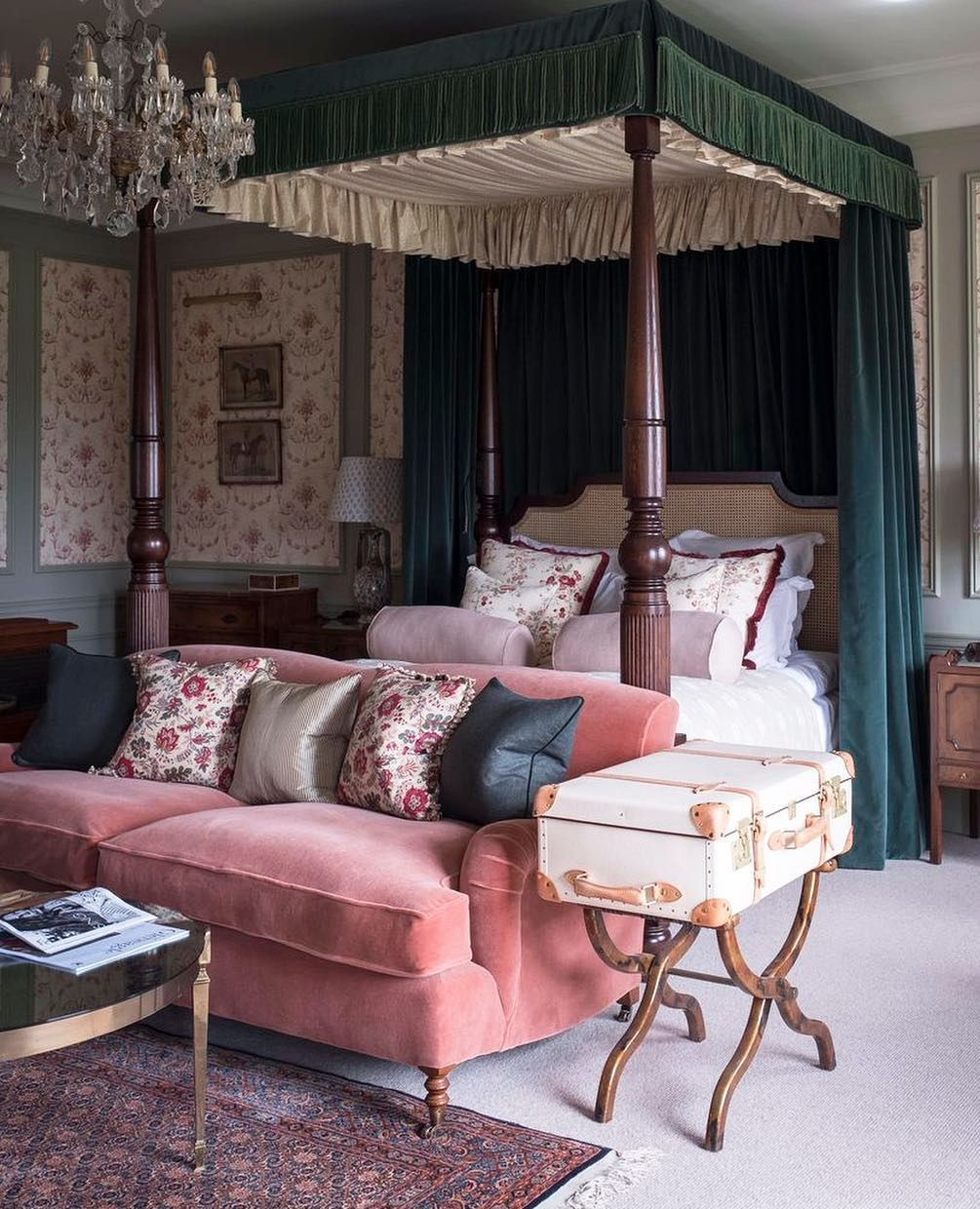 New The 10 Best Home Decor With Pictures The Royal Lochnagar Suite At Gleneagles Hotel Featuring A Be Country Bedroom Home Decor Eclectic Bedroom Design