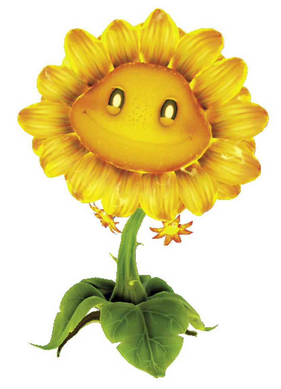Plants Vs Zombies Fire Sunflower Plantas Contra Zombies Plantas Vs Zombies Plantas
