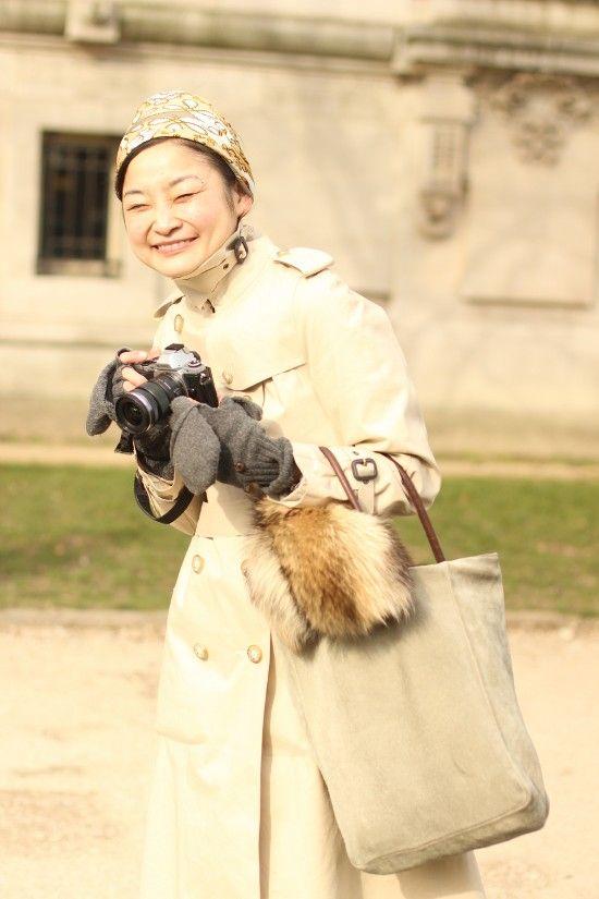 #reishito #stylefromtokyo #street #paris #streetstyle #streetview #photographer #itgirl #glogger