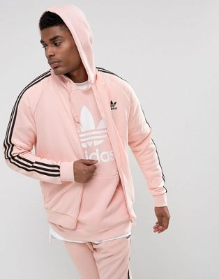 100% quality 100% quality factory authentic adidas Originals Superstar Track Jacket In Pink BS4491 in ...