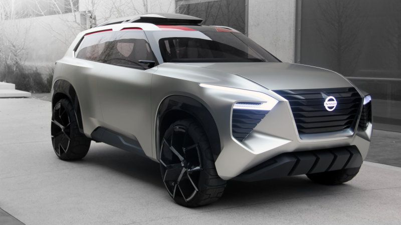 Nissan Xmotion Suv Concept Has An Interior Design That Includes Koi Futuristic Cars Nissan Concept Cars