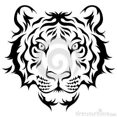 Tribal Tiger Tiger Tattoo Design Tribal Tiger Tiger Head Tattoo