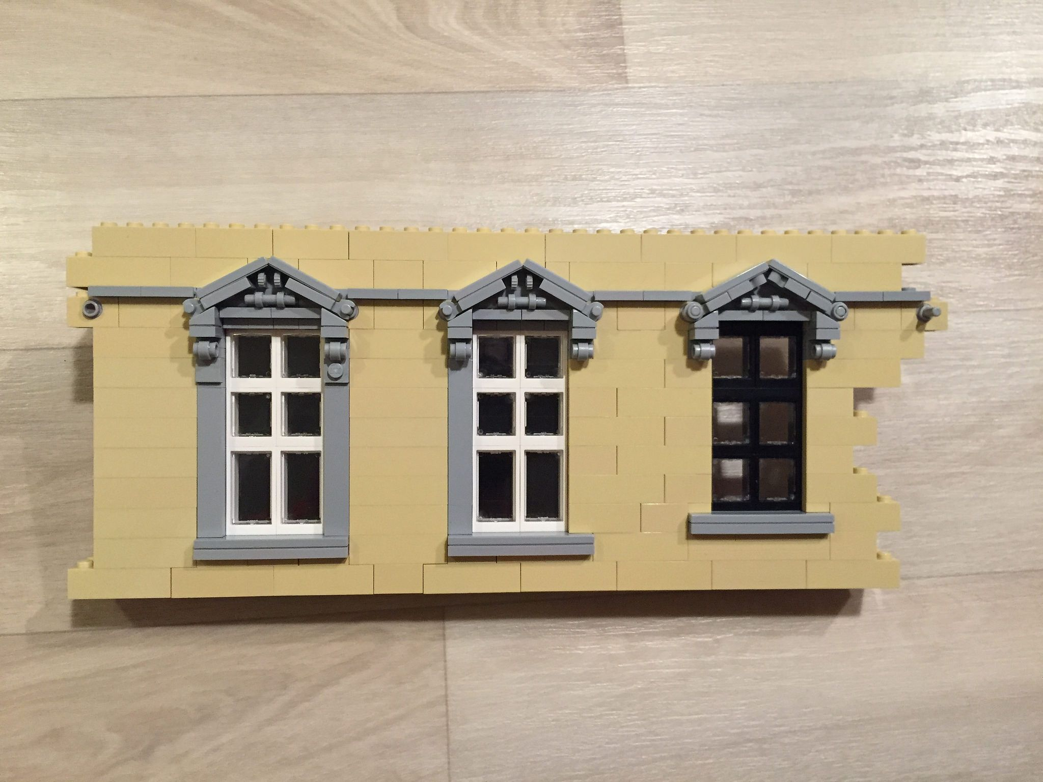 18th century palace windows wip palace lego and lego for 18th century window
