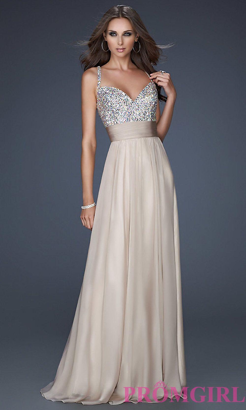 Gorgeous floorlength la femme prom dress prom pinterest prom