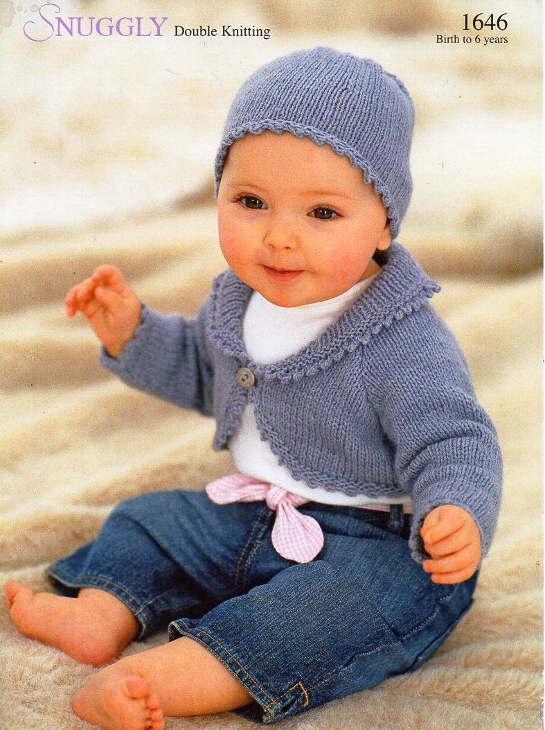 Baby childs childrens bolero knitting pattern pdf girls bolero baby childs childrens bolero knitting pattern pdf girls bolero with collar hat cardigan 16 26 dk light worsted 8ply instant download bankloansurffo Image collections