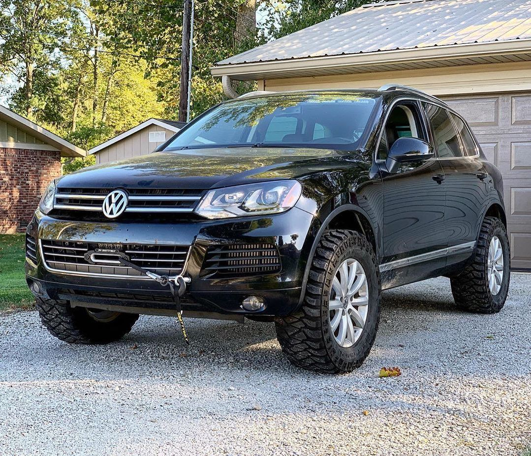 Touareg Nation On Instagram How About A Lifted Touareg Owner Dillonkempton Tires 305 60r18 Volkswagen Touareg Vw Volkswagen Touareg Vw Tdi Touareg Vw