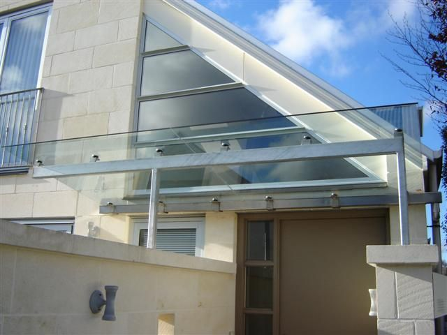 glass canopy entrance - Google Search | glass canopies | Pinterest ...