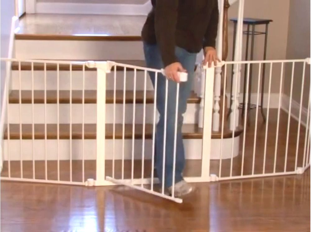 Nice Prime Of Stairs Expandable Gate With Mounting Check More At Https Aeoffers Com Product Baby Toys And G Wall Mounted Baby Gate Best Baby Gates Baby Gates