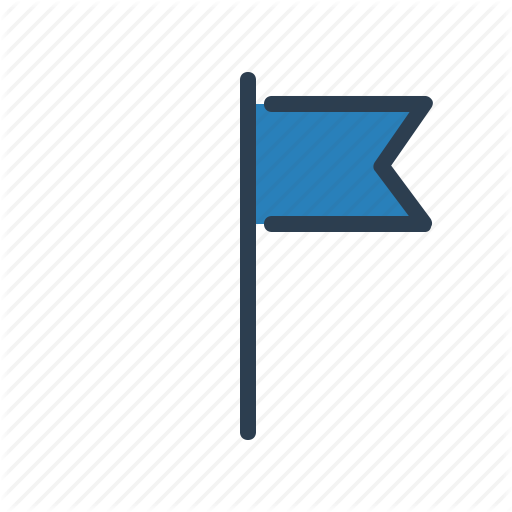 Direction Finish Flag Marker Icon Download On Iconfinder Marker Icon Flag Icon Icon