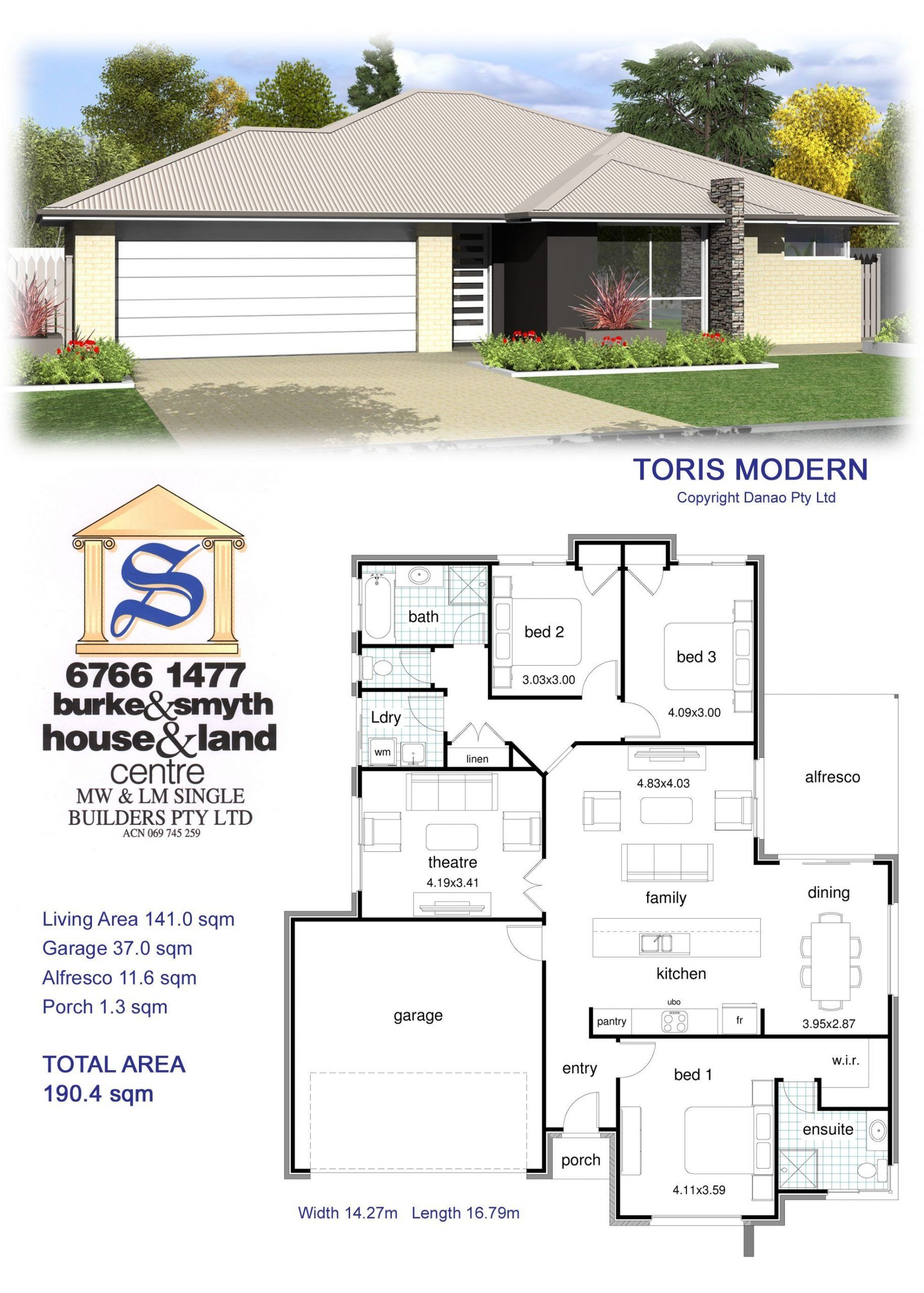 Affordable Modern House Plans To Build Single Builders I Toris Modern House Plan House Plan Gallery Free House Plans 4 Bedroom House Plans