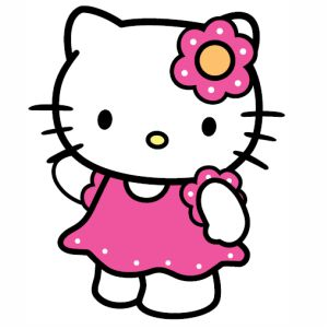 Excited To Share The Latest Addition To My Etsy Shop Hello Kitty Logo Png Svg Ai Jpg Vector Picture Hello Kitty Clipart Melody Hello Kitty Hello Kitty