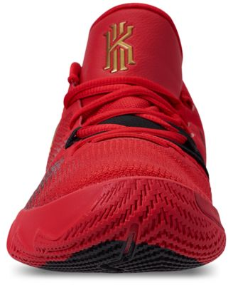 1a66d999b519 Nike Men s Kyrie Flytrap Basketball Sneakers from Finish Line - Red 13