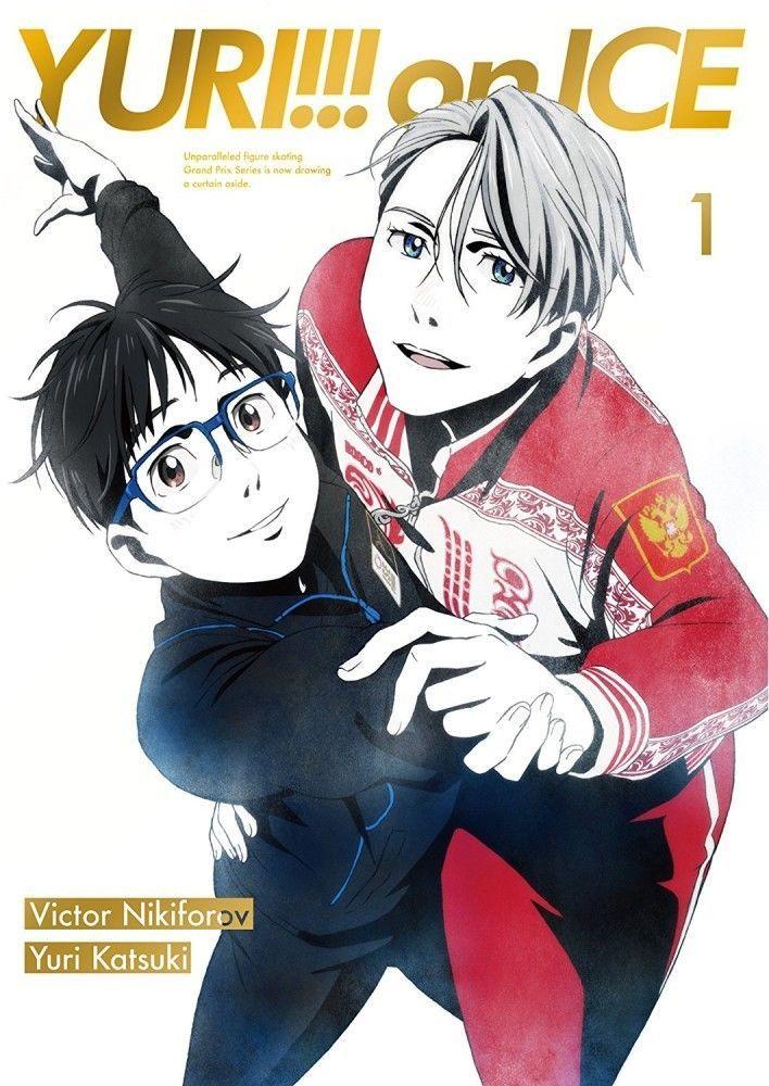Yuri on Ice Vol.1 Limited Edition Blu-ray Booklet Cotton Bag Eyxa11237 Japan