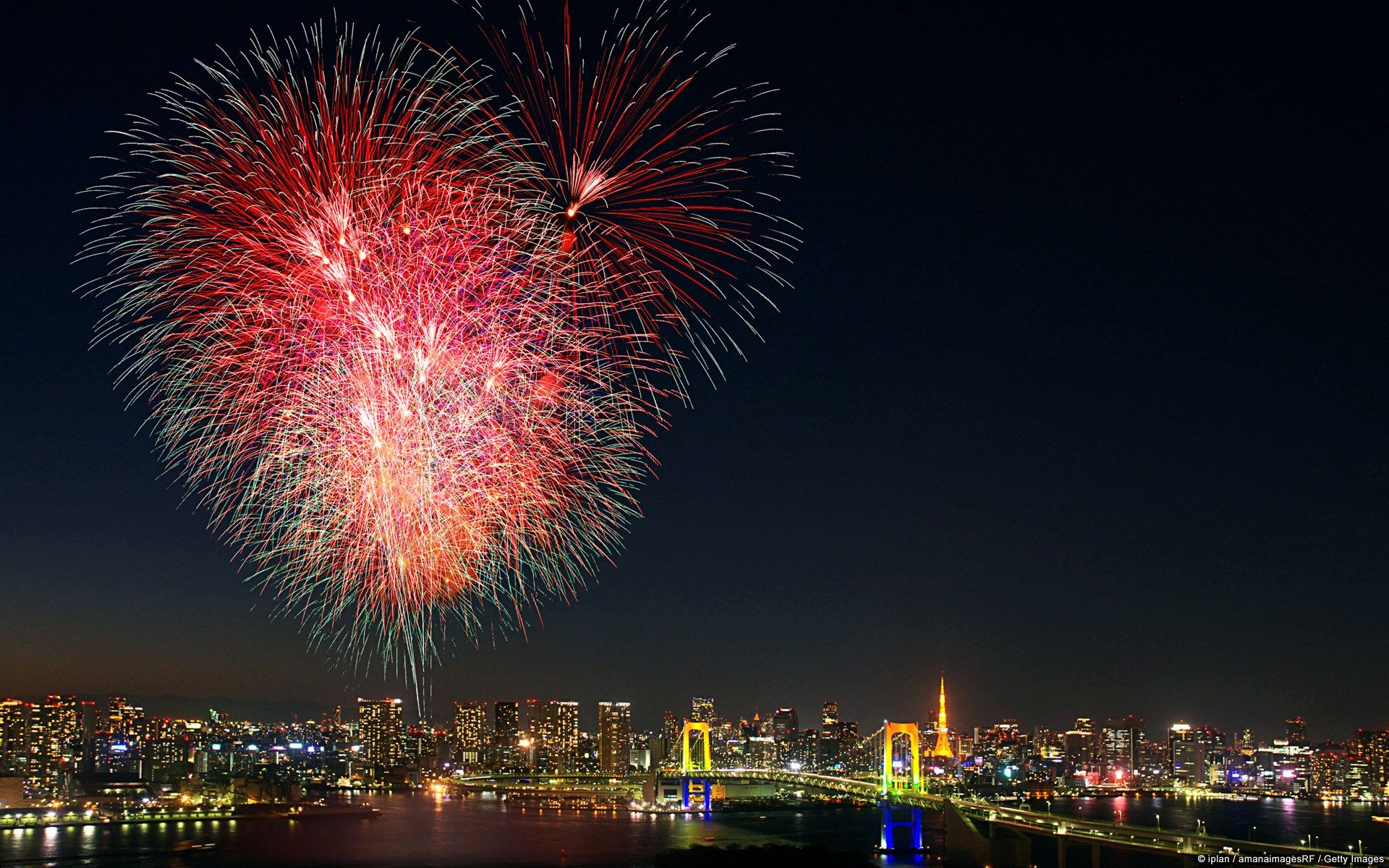 fireworks theme picture pink nash williams 1920x1200