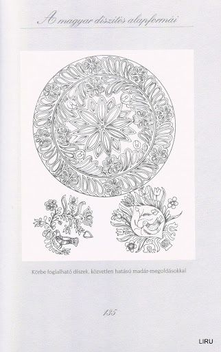 Diseños hungaros - Liru Recicla - Picasa Webalbumok | Mandala ...
