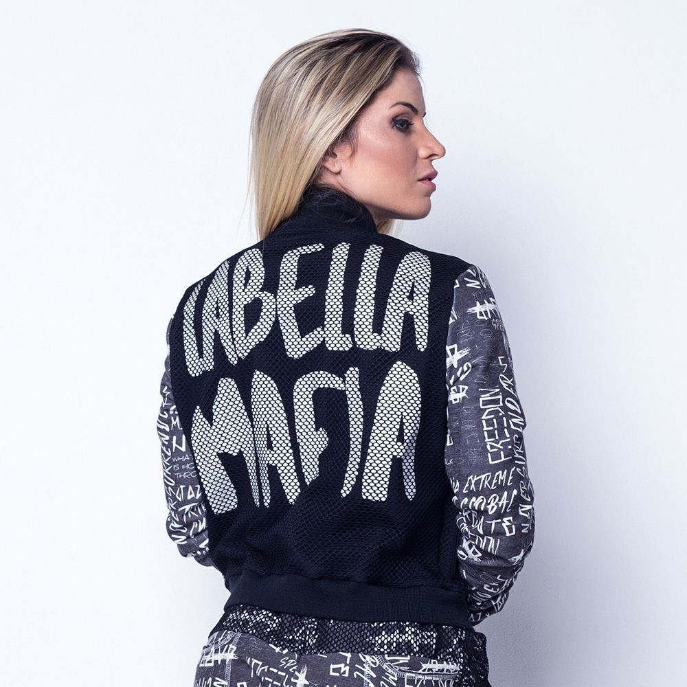Jaqueta Moments and Words @ Labellamafia - Labellamafia