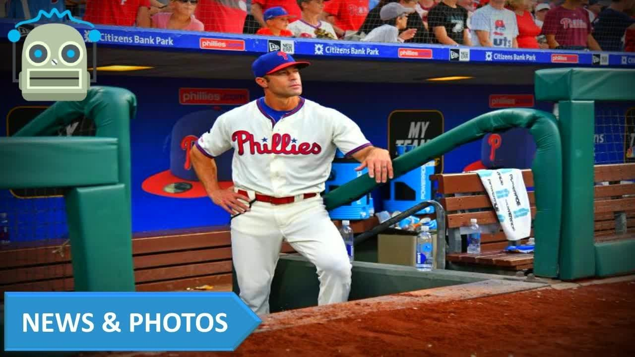 Philadelphia Phillies Fire Manager Gabe Kapler After Two