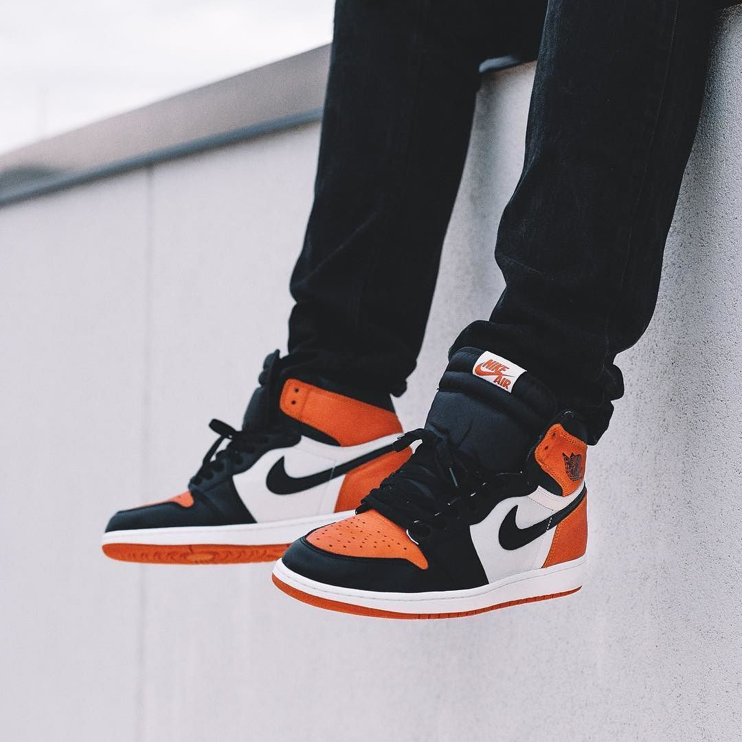 a892e339b52 Air Jordan 1 Shattered Backboards. by apartlifestyle