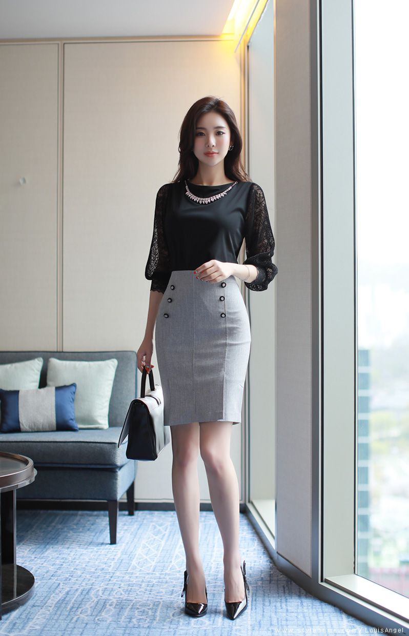 Office stylish wear for ladies