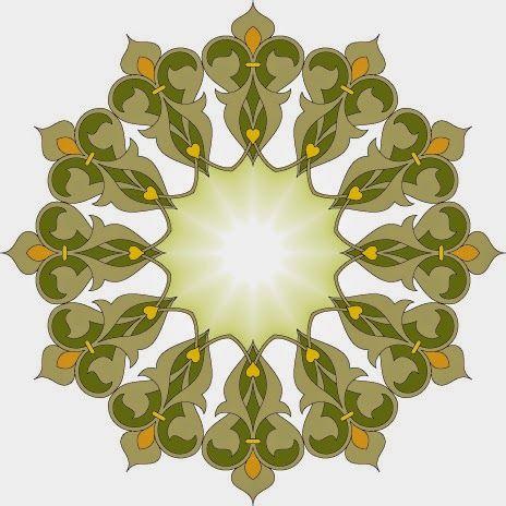 موسوعة صور المهندسة زخارف اسلامية 14 امتداد Eps Islamic Art Art Islamic Patterns