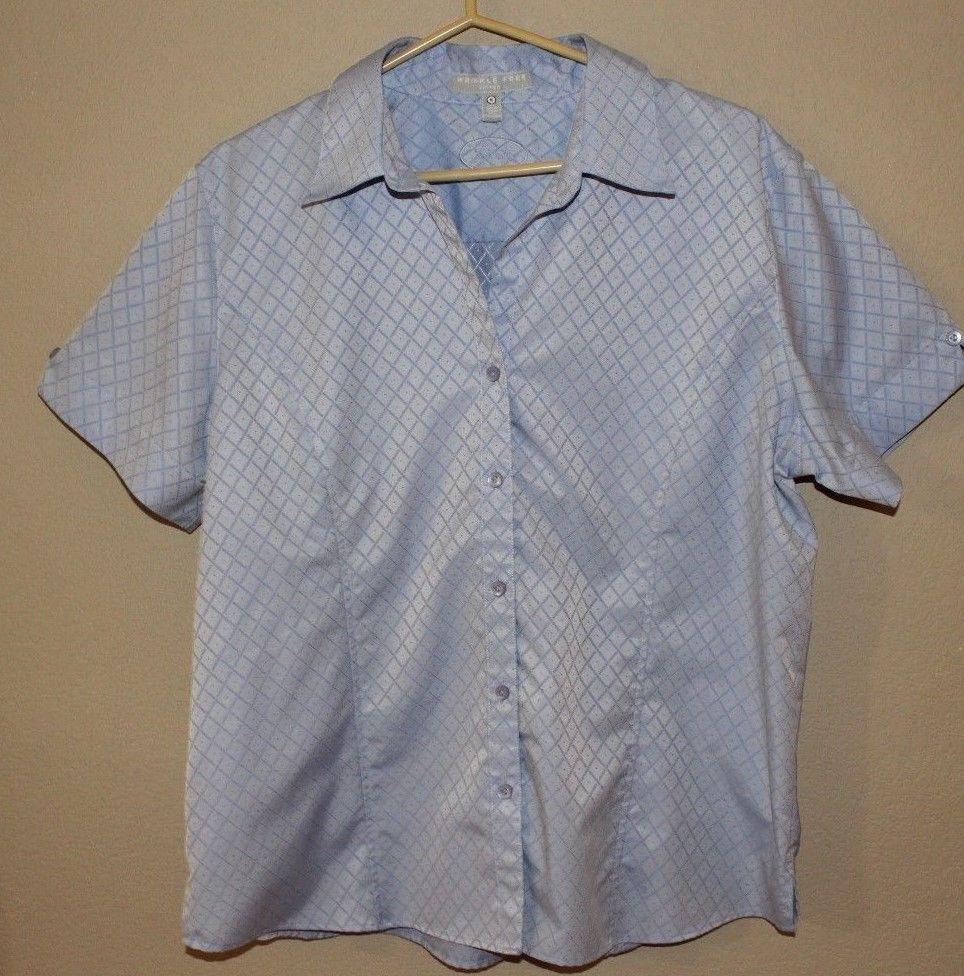 Foxcroft Short Sleeve Blouses Sale Rldm