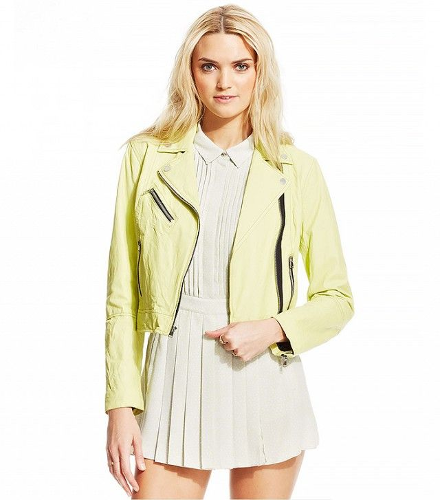 20 Reasons Why You Need A New Moto Jacket For Spring via @WhoWhatWear