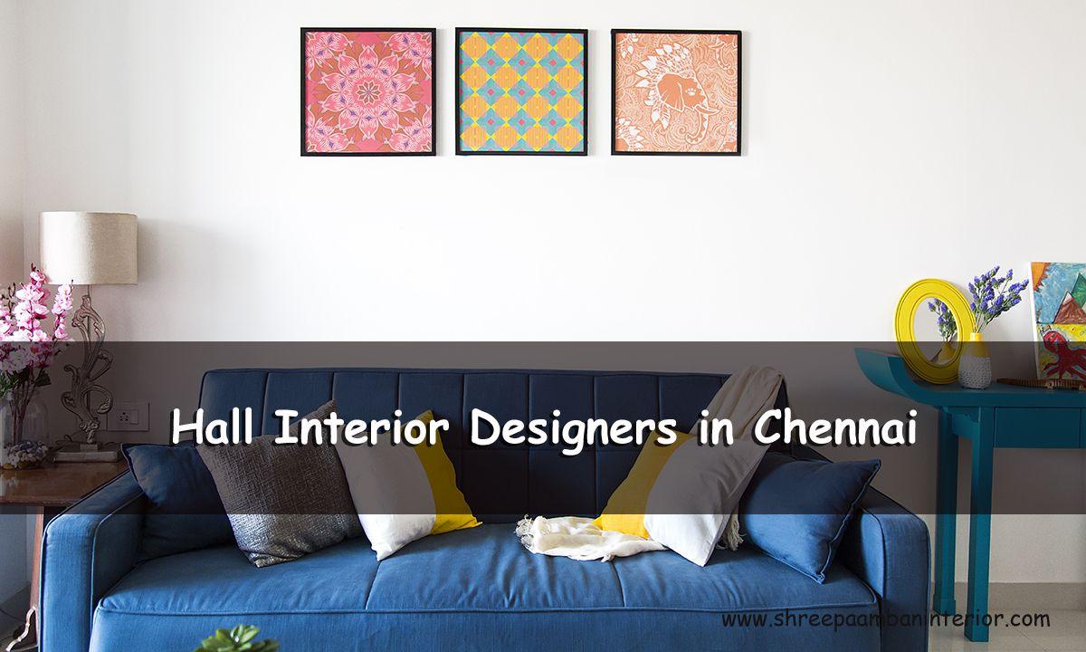 We are one of the best hall interior designers in chennai. #HallInteriorDesignersInChennai #ShreePaambanInterior