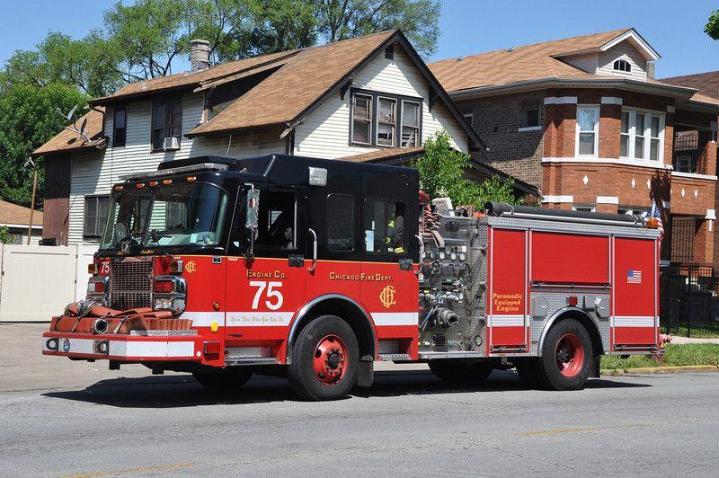 Chicago FD Engine 75.