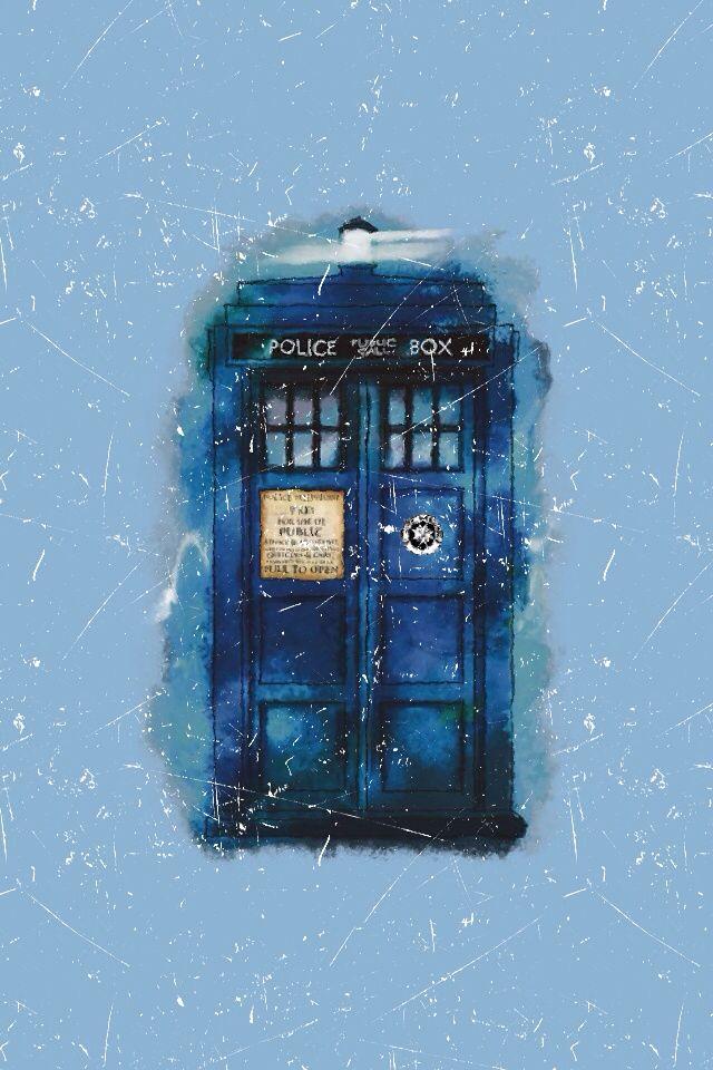 Doctor Who Wallpaper Tardis Wallpaper Doctor Who Fan Art Tapeten